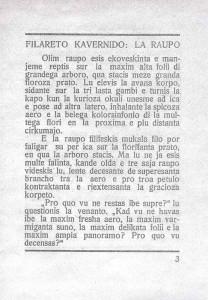 La Raupo Seite 3